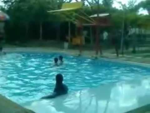 Kolam Renang Banyu Pratama Sampang Cilacap Youtube Kab