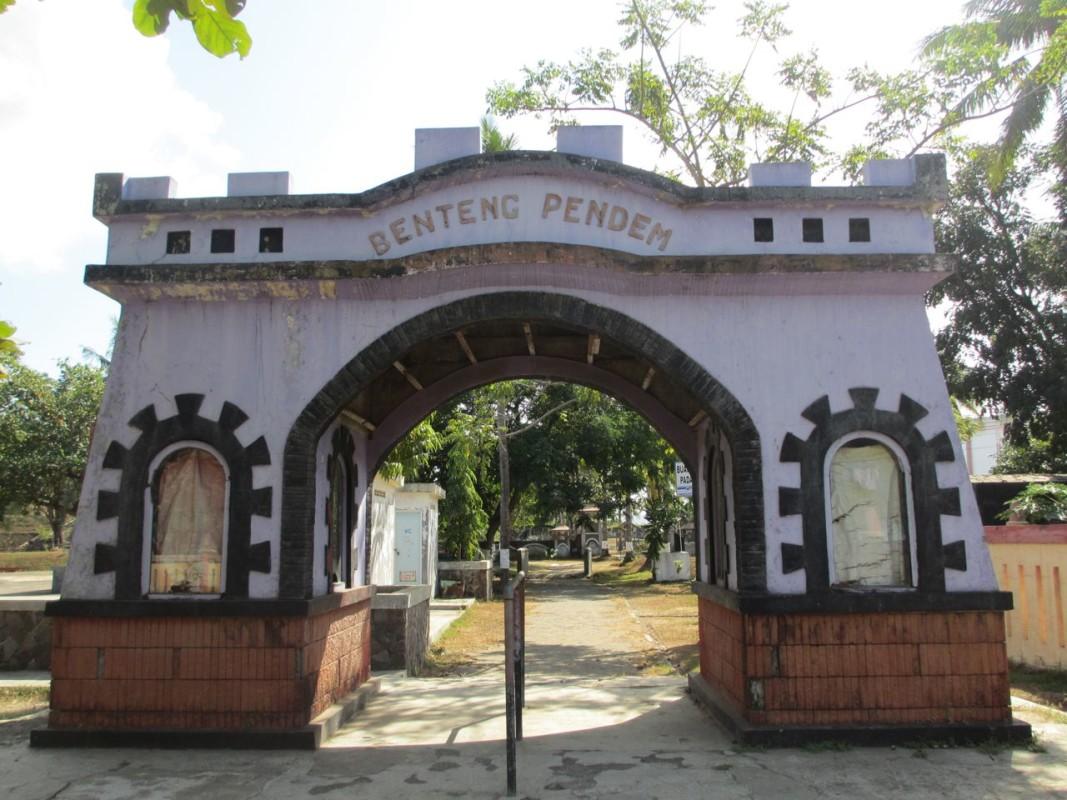 Benteng Pendem Bolehtanya Kab Cilacap