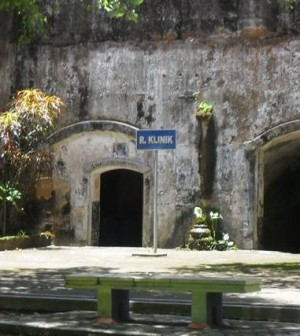 Benteng Pendem Cilacap Berwisata Sambil Mengenang Sejarah Jaman Perjuangan Kab