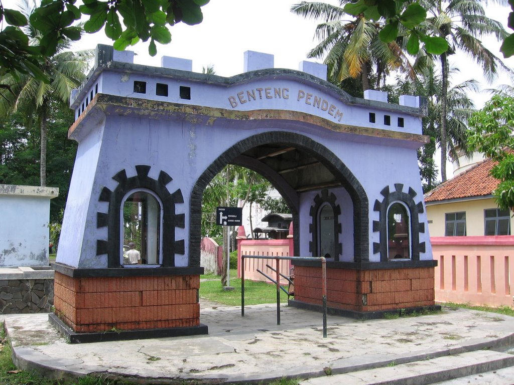 Benteng Pendem Cilacap Mapio Net Cil Kab