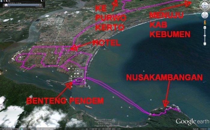 Review Wisata Cilacap Kebumen Baturaden Scotlandia Van Java Kota Benteng