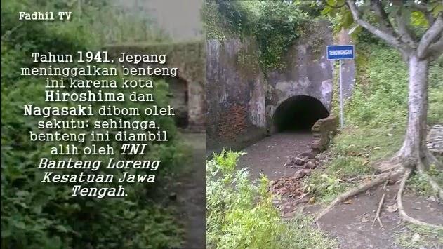 Sejarah Benteng Pendem Cilacap Jawa Tengah Fadhil Fadhlulloh Kab