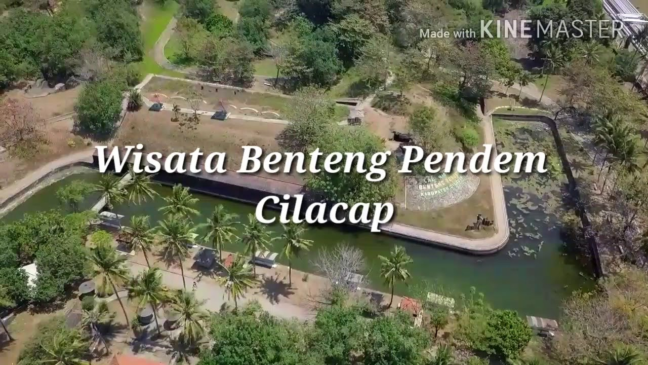 Wisata Benteng Pendem Cilacap 2017 Youtube Kab