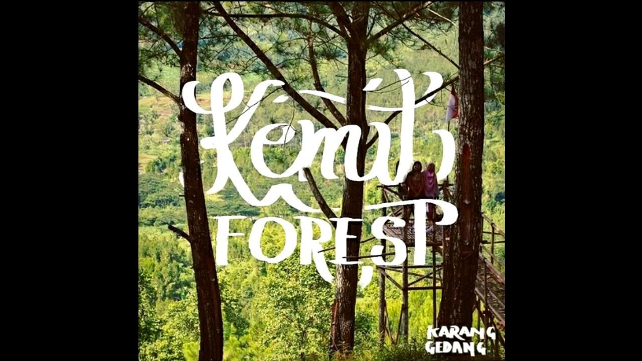 Keindahan Kemit Forest Objek Wisata Kekinian Kec Sidareja Cilacap Hutan