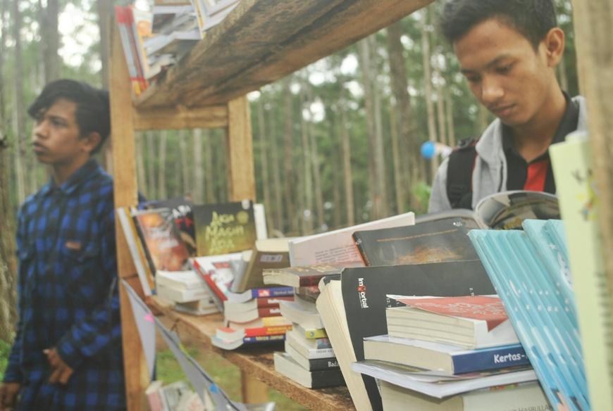 Kemit Forest Sidareja Portal Cilacap Hutan Kermit Karanggedang Kab