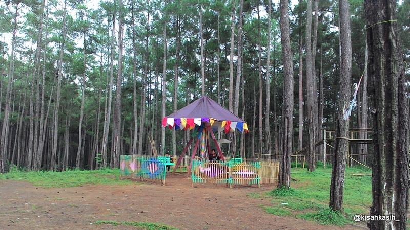 Kisahkasih Kemit Forest Wisata Edukasi Sidareja Cilacap Komedi Putar Hutan