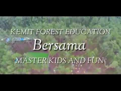 Wisata Alam Kemit Forest Youtube Hutan Kermit Karanggedang Kab Cilacap