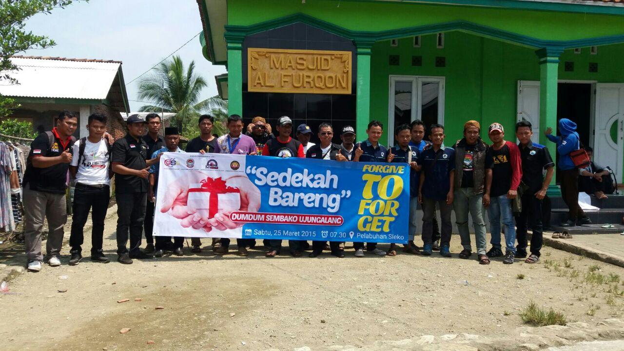 Baksos Kampung Laut Empat Komunitas Gandeng Mahasiswa Kab Cilacap