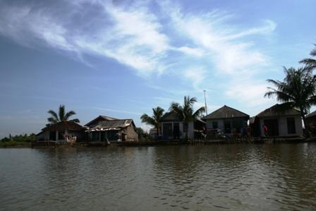 Caritau Sejarah Kampung Laut Kab Cilacap Jawa Tengah Kabupaten