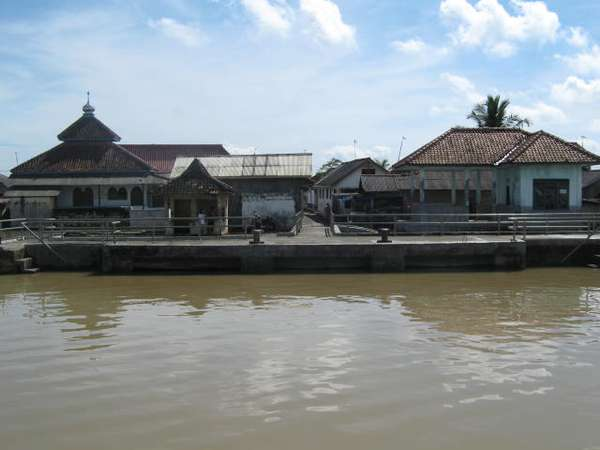 Caritau Sejarah Kampung Laut Kab Cilacap Jawa Tengah Sebuah Kecamatan
