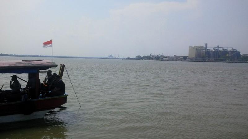 Daerah Kab Cilacap Dukung Pembangunan Jembatan Apung Kampung Laut