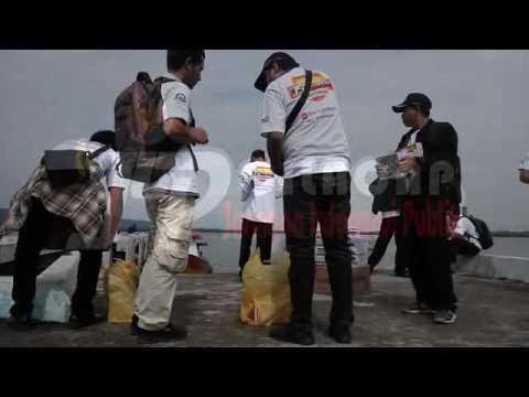 Jipc Tebar Buku Kampung Laut Youtube Kab Cilacap