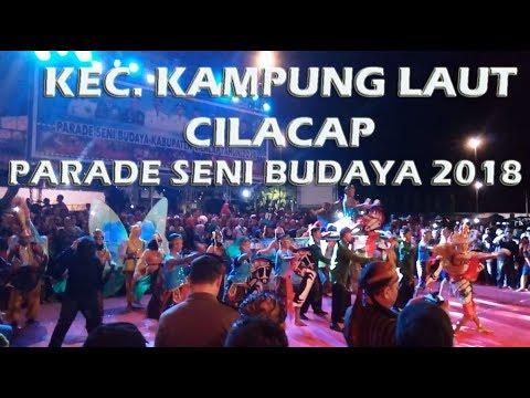 Kreasi Seni Tari Kec Kampung Laut Parade Budaya Kab Cilacap