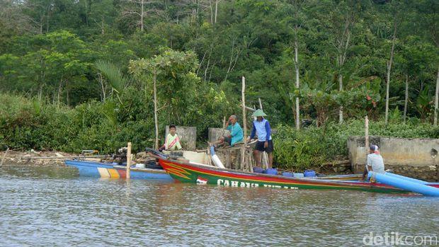 Menyelami Kampung Laut Segara Anakan Cilacap Kab