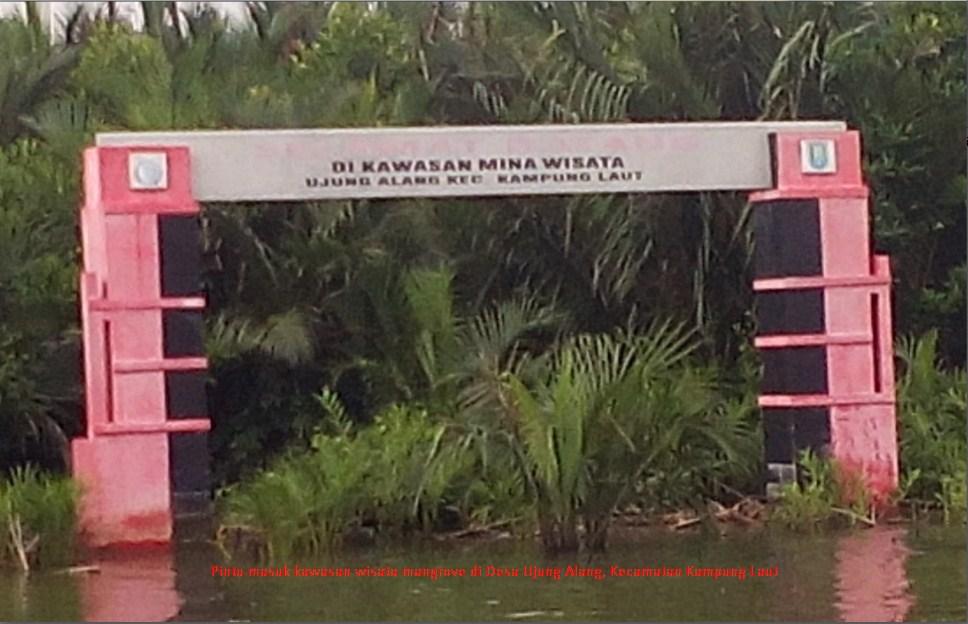 Pemerintah Kabupaten Cilacap Dinas Perhubungan Kampung Laut Kab