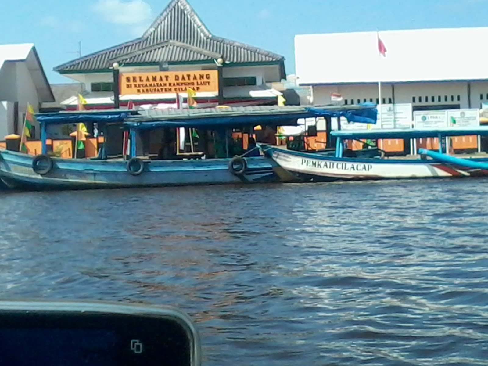 Pesona Kampung Laut Cilacap Tentang Indonesia Kab
