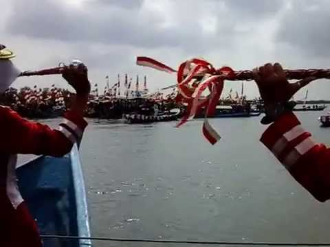 Upacara Kampung Laut Kru Nurul Huda Patimuan Kab Cilacap Youtube