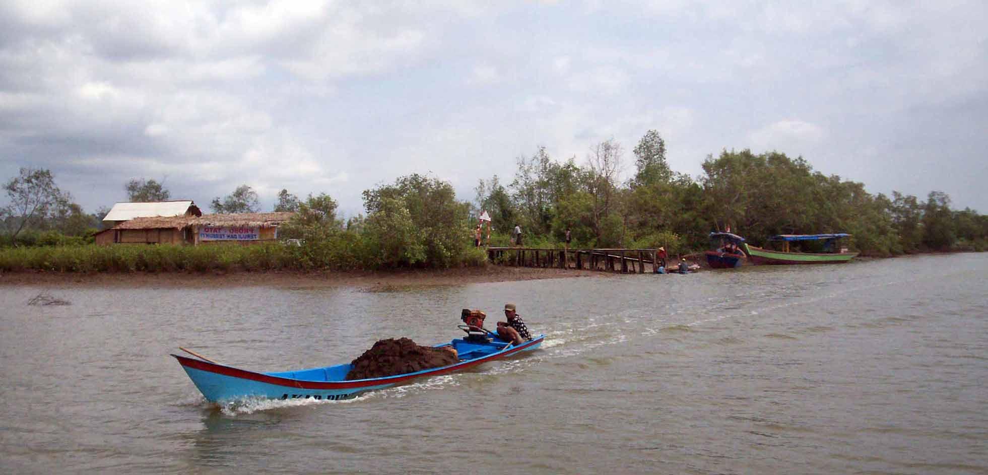 Wisata Cilacap Kampung Laut Kab