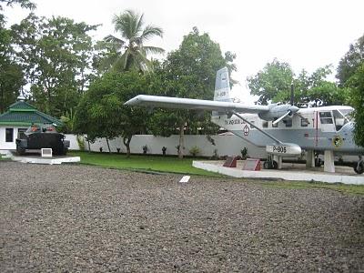 218 Obyek Wisata Sejarah Museum Soesilo Soedarman Kab Cilacap Jasa