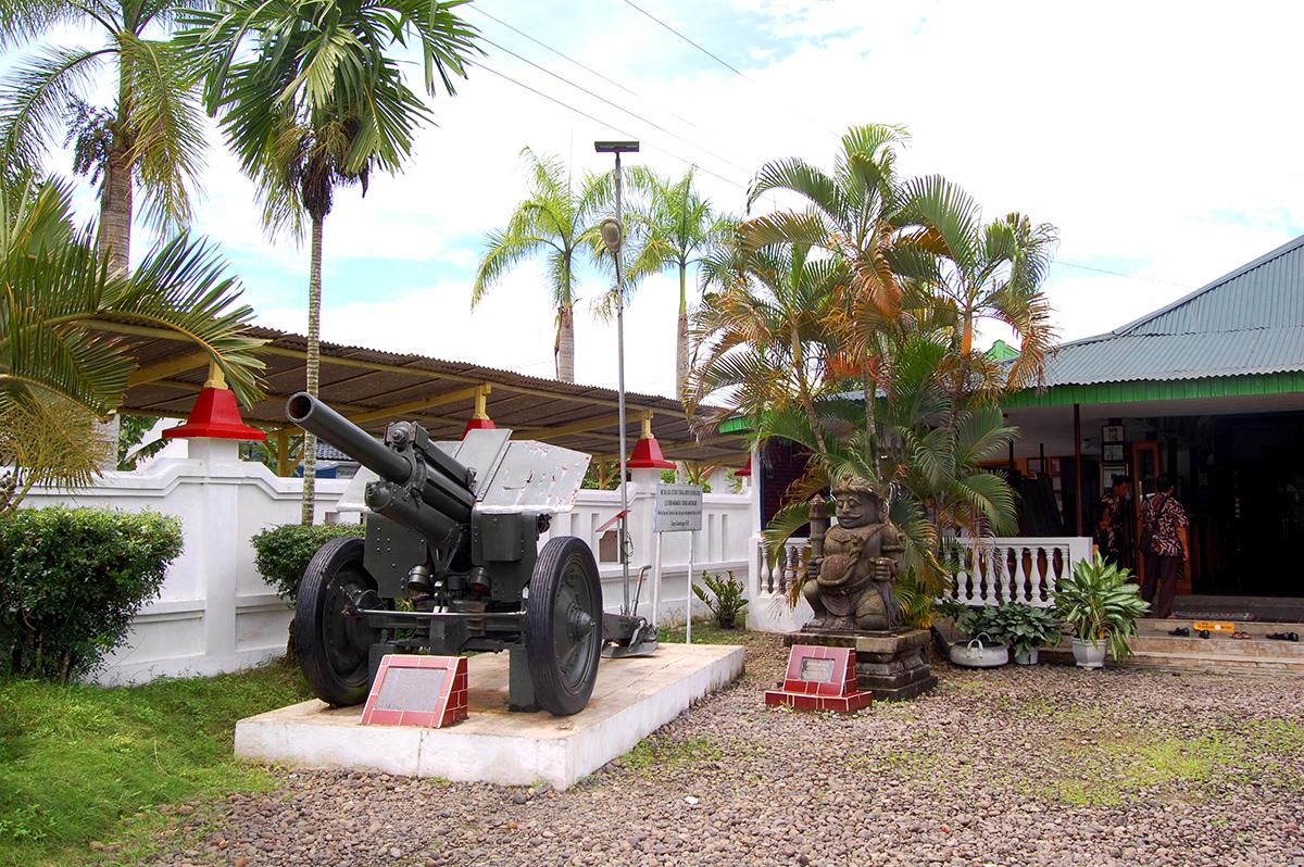 218 Obyek Wisata Sejarah Museum Soesilo Soedarman Kab Cilacap Kroya