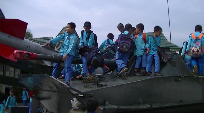 Asyiknya Belajar Sejarah Museum Soesilo Soedarman Citizen6 Menurut Darjito Selaku