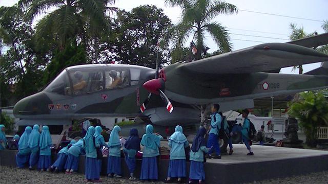 Asyiknya Belajar Sejarah Museum Soesilo Soedarman Citizen6 Susilo Kab Cilacap