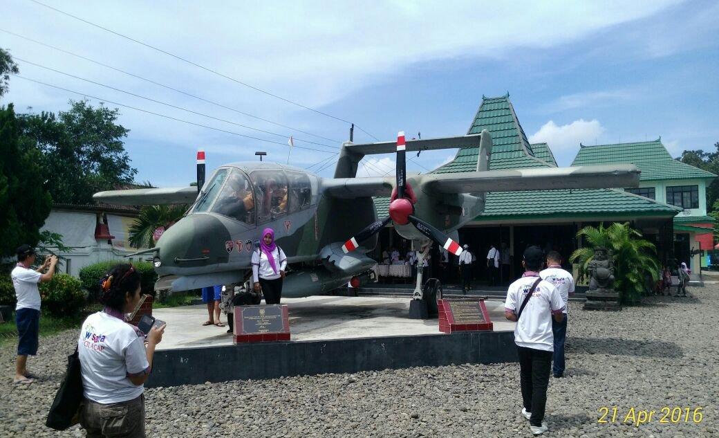 Disporapar Cilacap Twitter City Tour Museum Soesilo 9 40 Pm