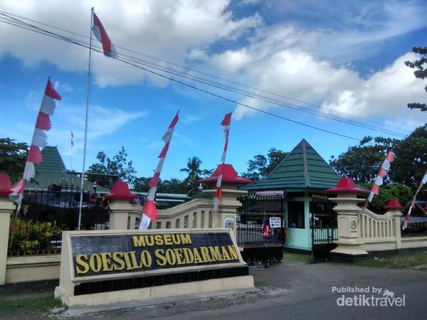 Mengenal Sosok Soesilo Soedarman Museum Berlokasi Gentasari Kroya Kabupaten Cilacap