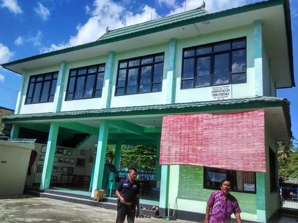 Mengenal Sosok Soesilo Soedarman Museum Kunjungi Perpustakaan Belakang Susilo Kab