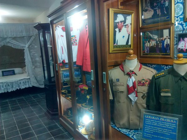Mengenal Sosok Soesilo Soedarman Museum Tidak Ketinggalan Barang Pribadi Jenderal