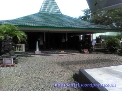 Mengunjungi Museum Soesilo Soedarman Ndesoedisi Bangunan Susilo Kab Cilacap