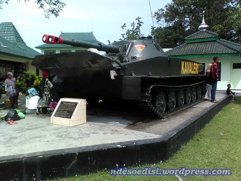 Museum Soesilo 16 Ndesoedisi Susilo Soedarman Kab Cilacap
