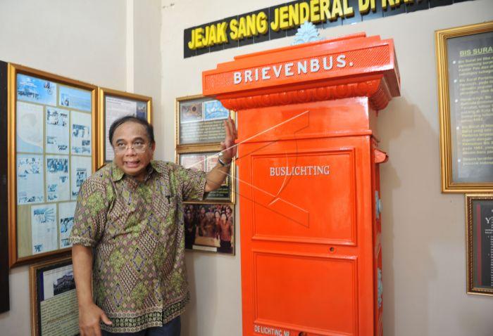 Museum Soesilo Soedarman Antara Foto Susilo Kab Cilacap