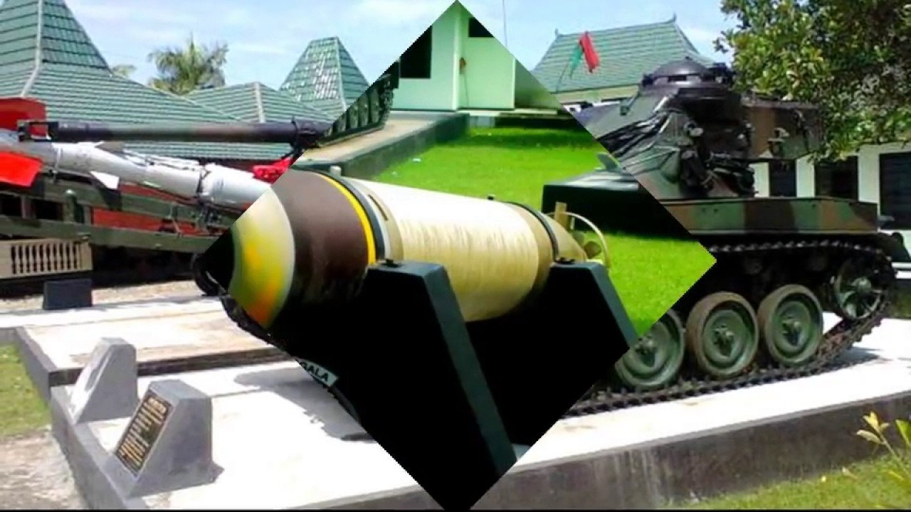 Museum Soesilo Soedarman Cilacap Indonesia Youtube Susilo Kab