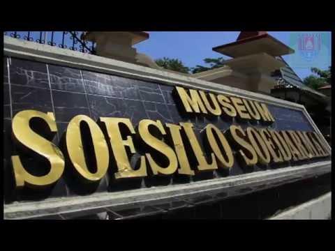 Museum Soesilo Soedarman Cilacap Jawa Tengah Youtube Susilo Kab
