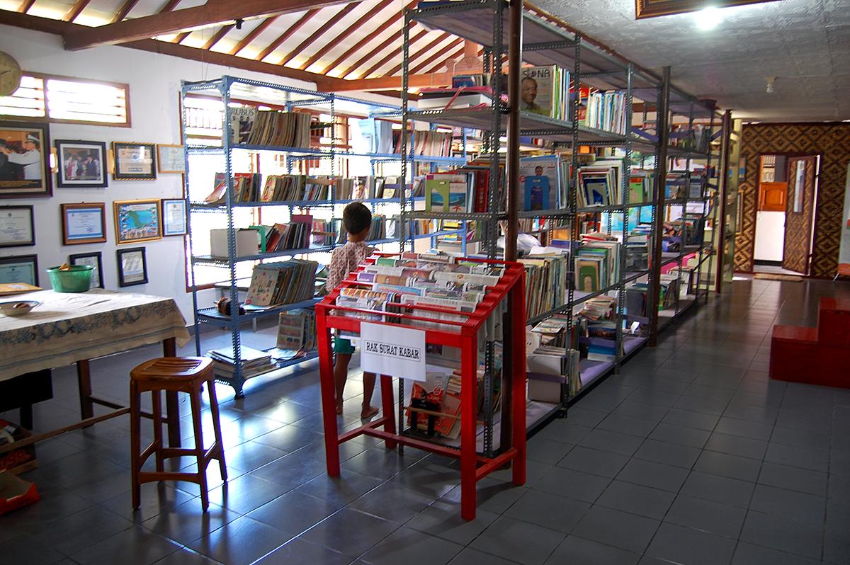 Museum Soesilo Soedarman Cilacap Provinsi Jawa Tengah Menampilkan Memorabilia Artikel
