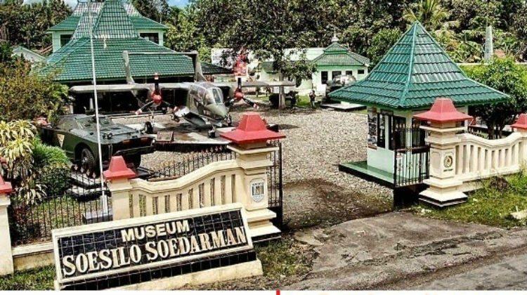Museum Soesilo Soedarman Cilacap Provinsi Jawa Tengah Susilo Kab