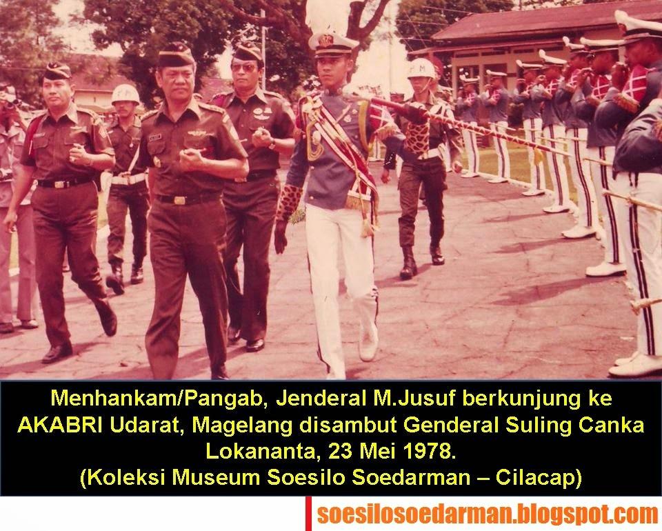 Museum Soesilo Soedarman Foto 1986 1998 Ambassador Usa Minister Tourism