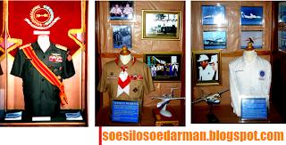 Museum Soesilo Soedarman Graduated Honor Yogyakarta Military Academy Class 1948
