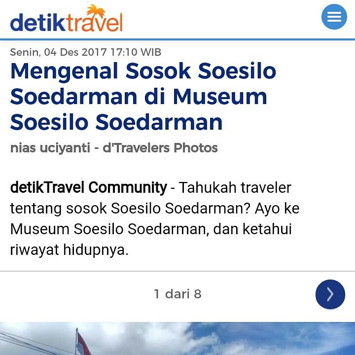 Museum Soesilo Soedarman Museumsoesilosoedarman Instagram Profile Liputan Mengenai Detik Travel