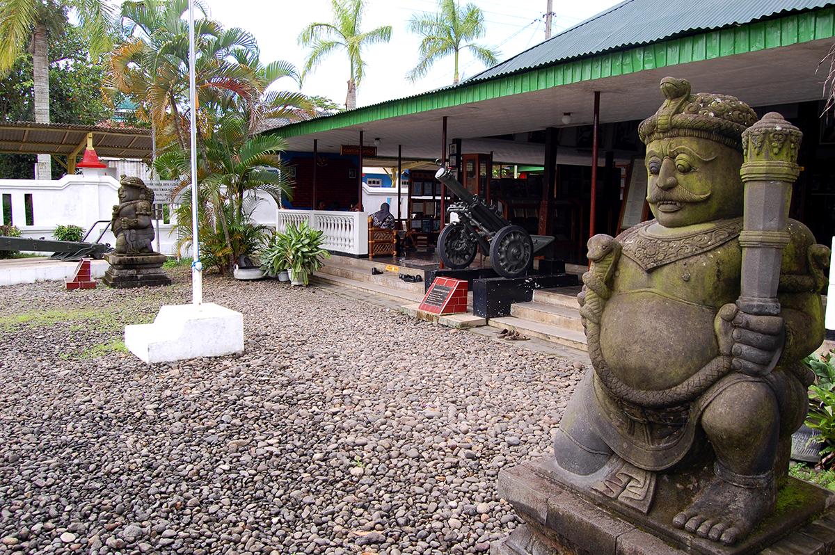 Museum Soesilo Soedarman Sekilas Pariwisata Cilacap Susilo Kab
