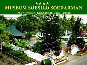 Museum Soesilo Sudarman Wikipedia Susilo Soedarman Kab Cilacap