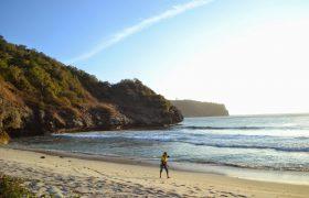 10 Pantai Terindah Cilacap Destinasi Menarik Wisata Lawar Salah Satu