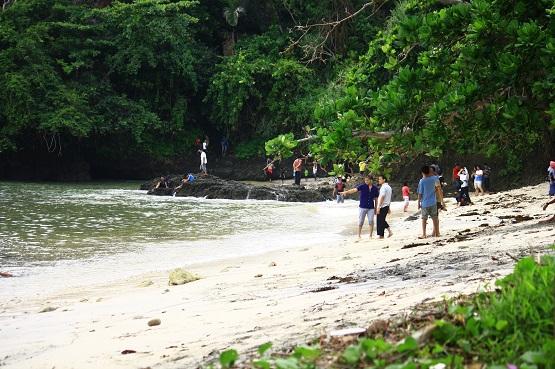 10 Pantai Terindah Cilacap Destinasi Menarik Wisata Pasir Putih Ketapang