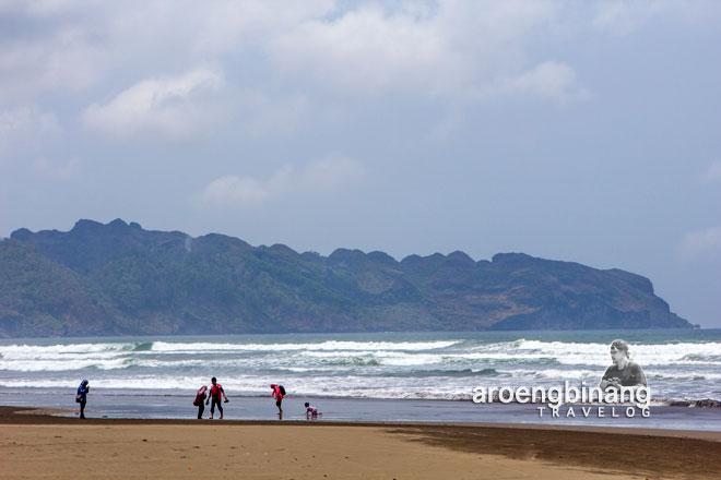 Aroengbinang Tempat Wisata Cilacap Pantai Ketapang Indah Kab