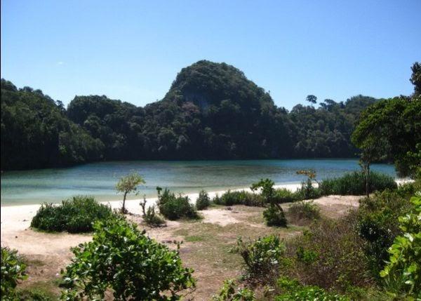 Dream Love Indahnya Objek Wisata Cilacap Jawa Tengah Pantai Ketapang
