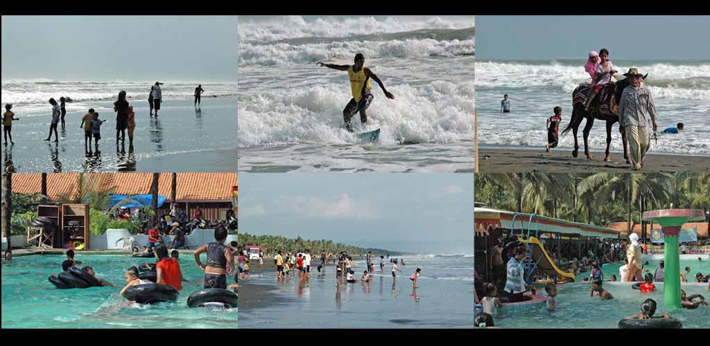 Liburan Pantai Widarapayung Shu Enk Vixy Blog Biar Ketapang Indah