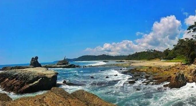 Pantai Permisan Cilacap Daftar Tempat Wisata Terbaru Ketapang Indah Kab