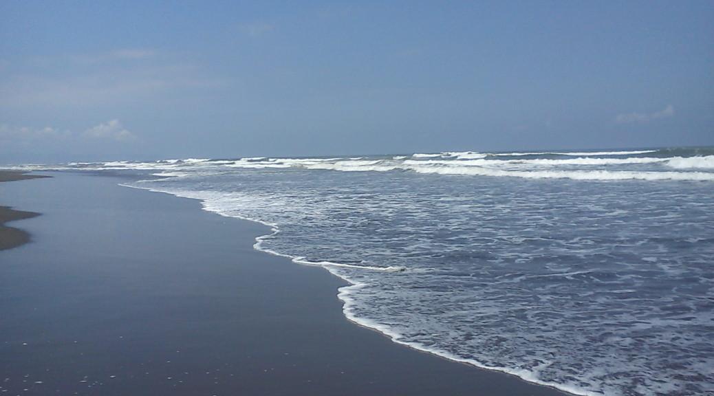 Pantai Widarapayung Tempat Liburan Seru Cilacap Jawa Tengah Ketapang Indah
