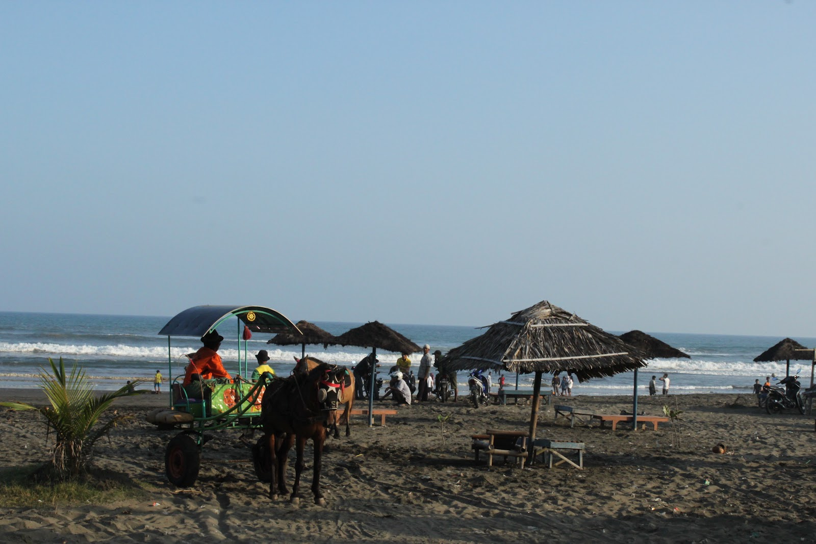 Pantai Widarapayung Wonderful Cilacap Ketapang Indah Kab